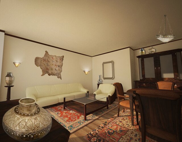 Classic Interior desgin
