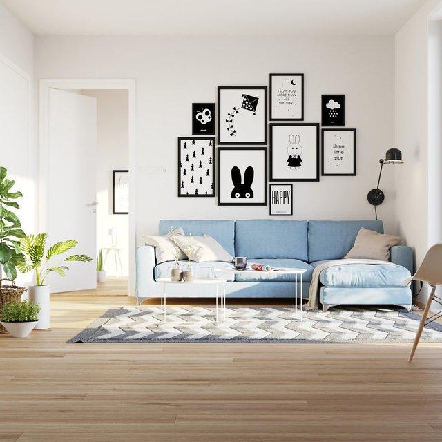 Home Interior Design Rendering by CG VIZ STUDIO.