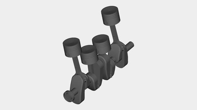 piston-and-crankshaft