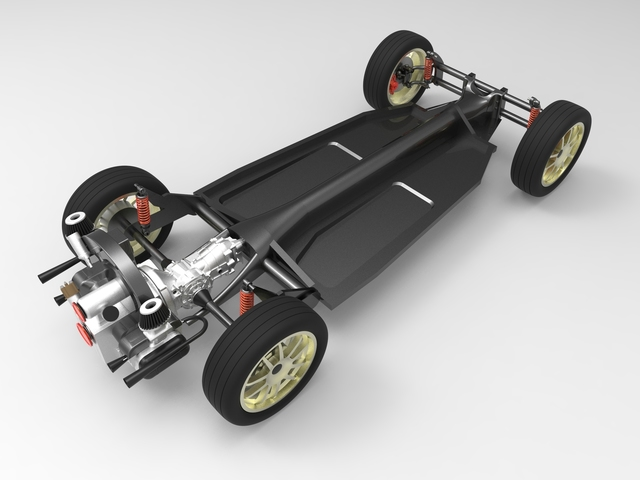 [SCHEMATICS_4US]  VW Beetle Chassis - download free 3D model by Alek. Tomic - Cad Crowd | Vw Engine 3d Diagram |  | Cad Crowd