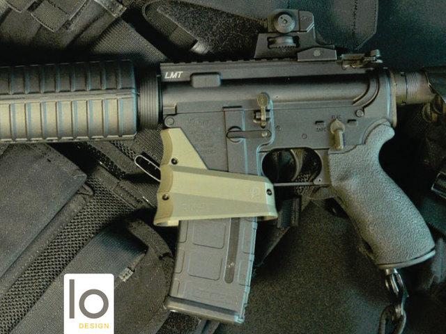 Armaspec, Rhino R-23: tactical magwell grip/funnel