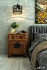 Interior - Rustic Bedroom