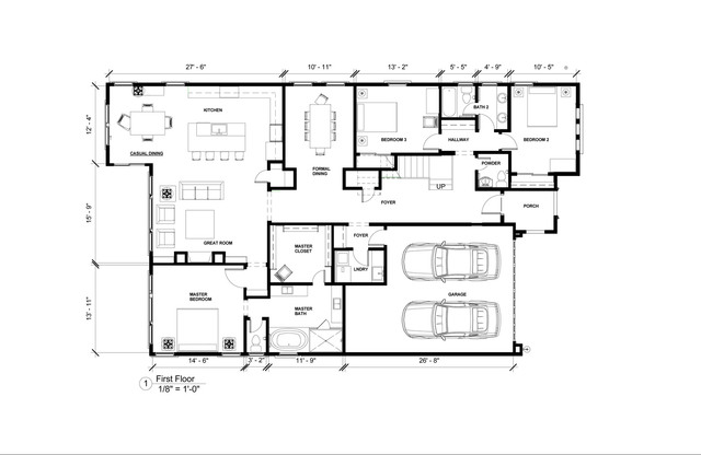 floor study