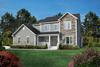 House exterior rendering