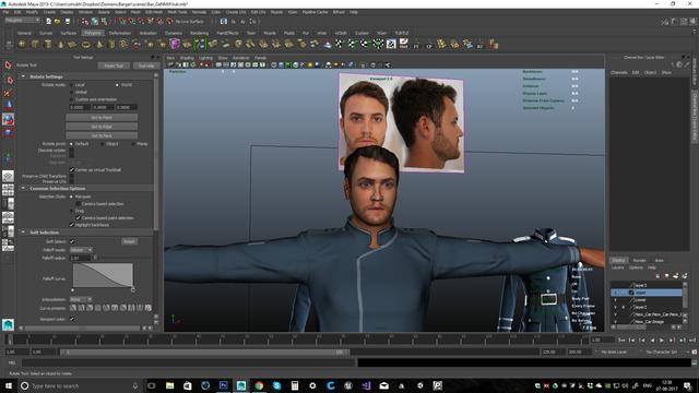 Modelling Texturing rendering