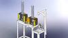 2 Ton Hydro Pneumatic Press