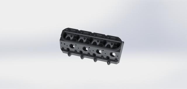 Custom Engine Head