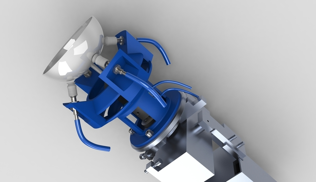 Robot handling Design
