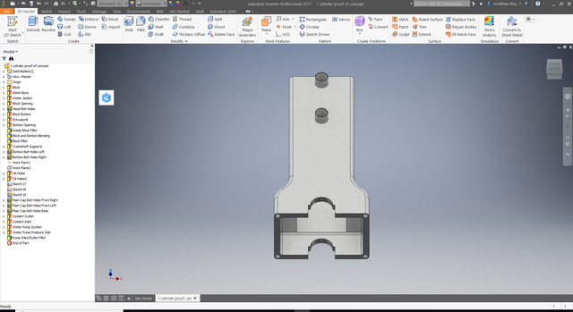 1 Cylinder Proof of Concept