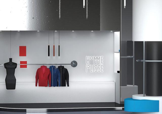 Issey Miyake Concept Store