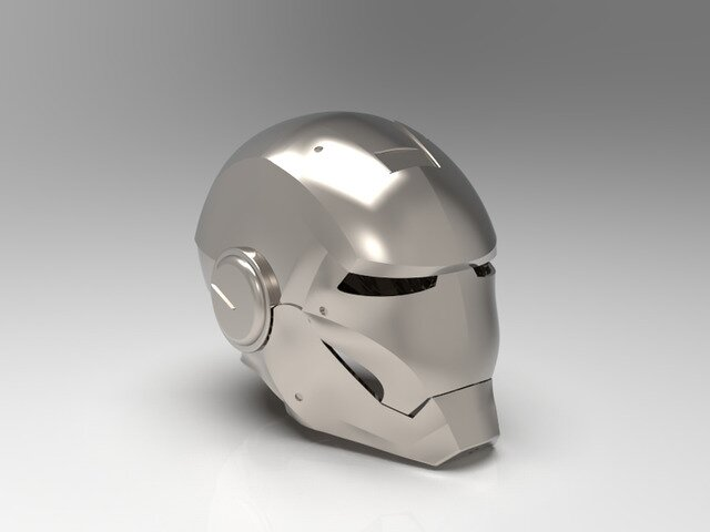 Iron Man Helmet / Mask