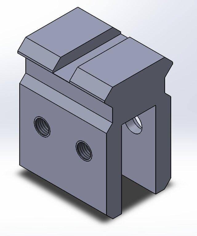 Picatinny Rail Adapter