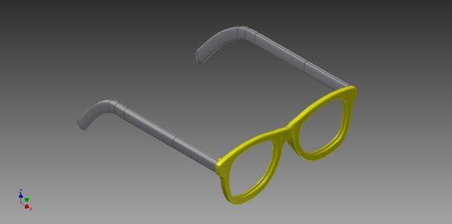 Glasses Assembly