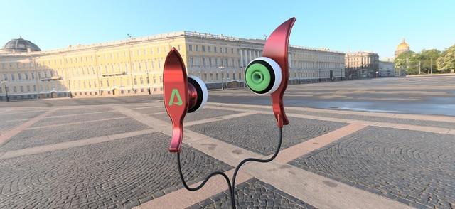 Innovative ear phone