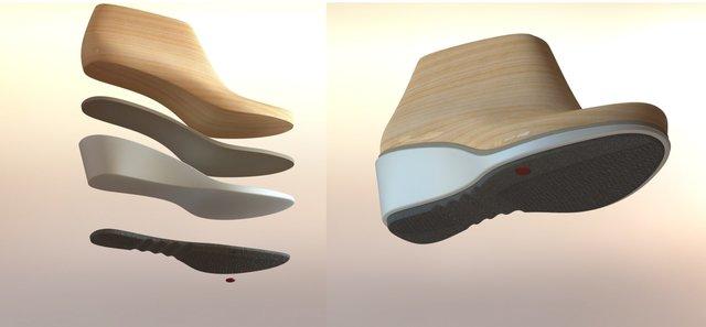 outsoles footwear