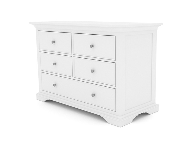 Changing Table/Dresser Design and Build