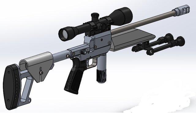 Co2 Air Rifle