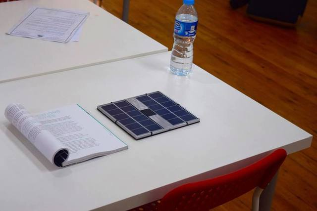 solar PoweBank