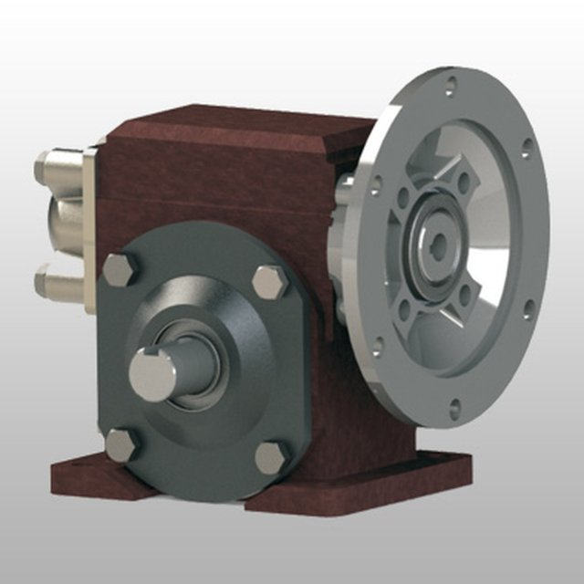 2D Drawings to 3D CAD Modeling of Reducer Gear Assembly