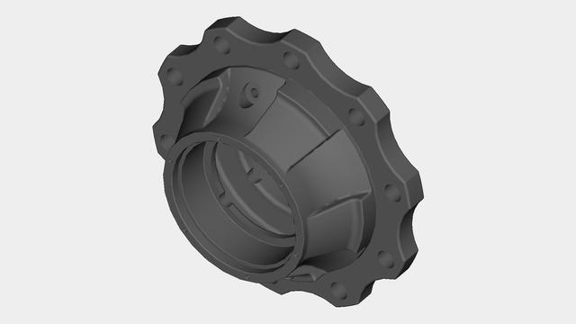 axle-hub