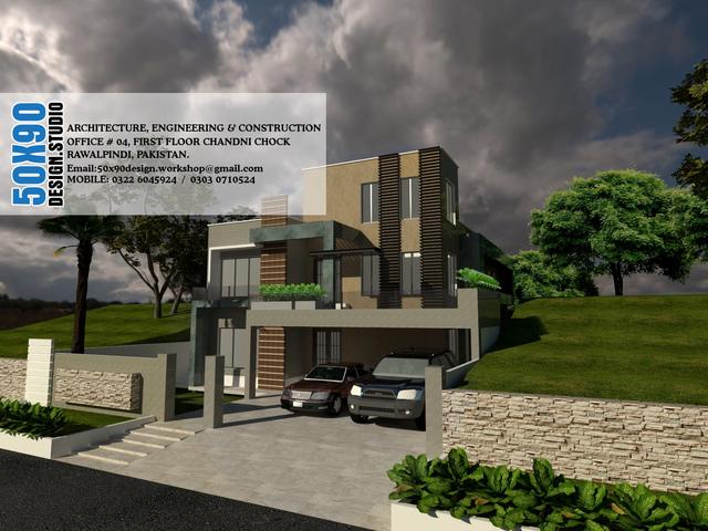 Architectural Designing Portfolio