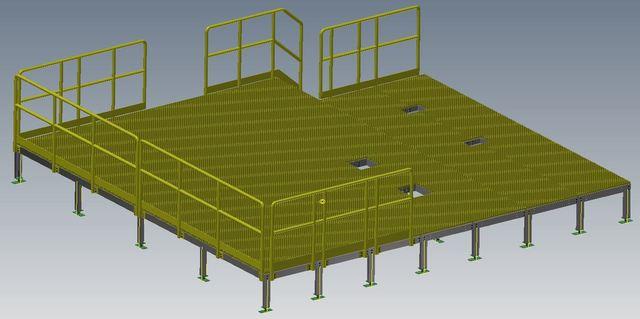 Industrial Platform
