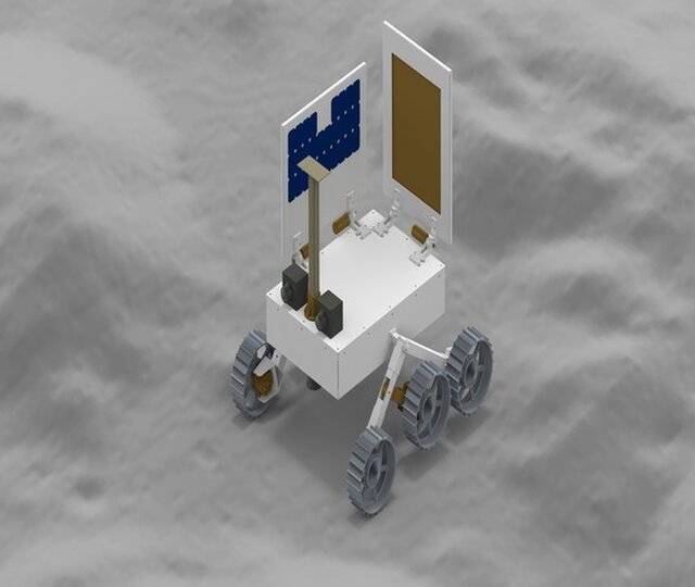 Chandrayaan  Rover