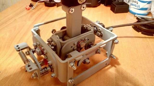 DIY Flying Simulator Joystick