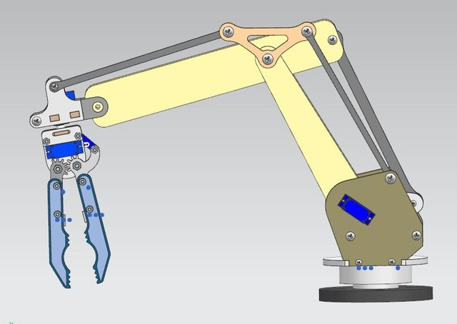 Robotic Arm Assembly