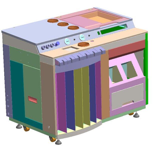 design medical machine