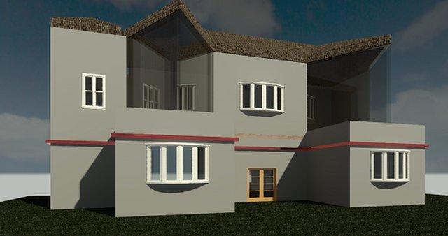 3D Commercial Space Design
