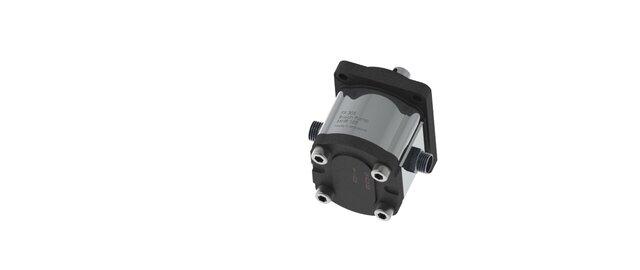 Hydraulic-pump & Pully