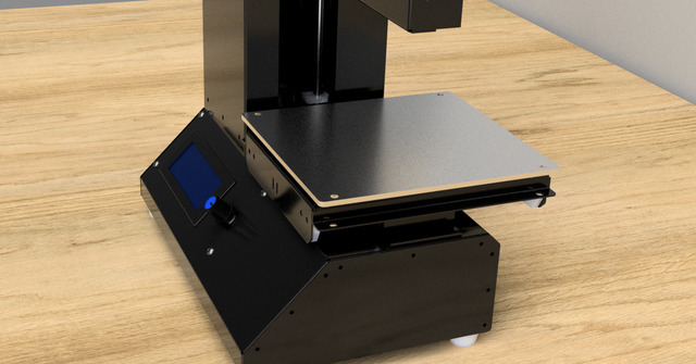 3D Brick - FDM 3D Printer