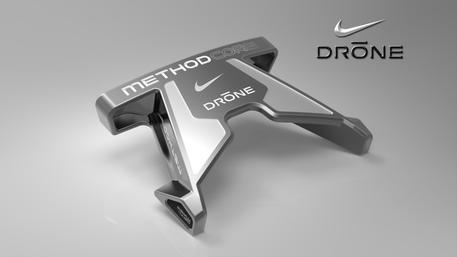 NIKE GOLF - METHOD CORE DRONE Putter
