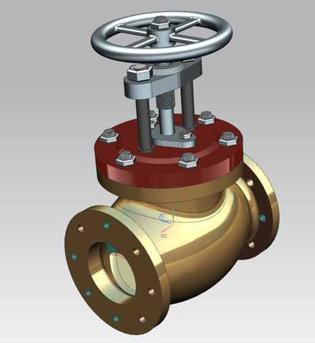 stop-valve