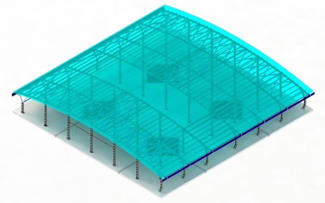 Airport Structure- 3D