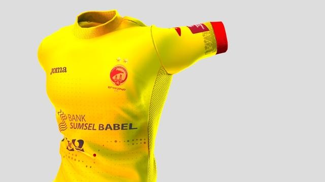 Sriwijaya FC Jersey Concept