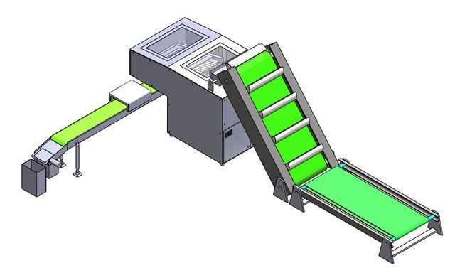Candy Sorting Machine