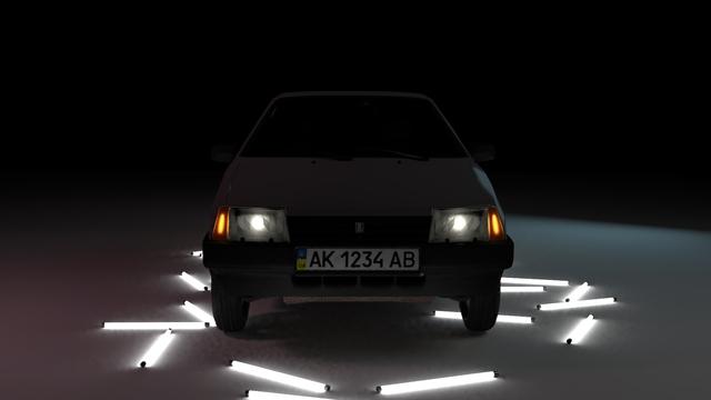 VAZ Lada 2109