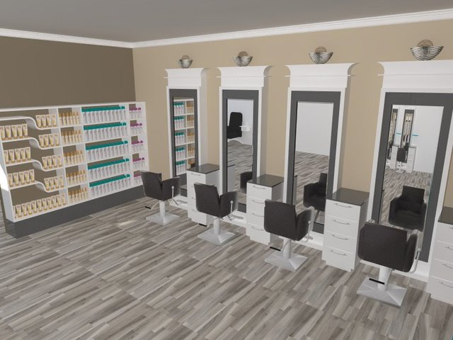 Raman Salon & Spa