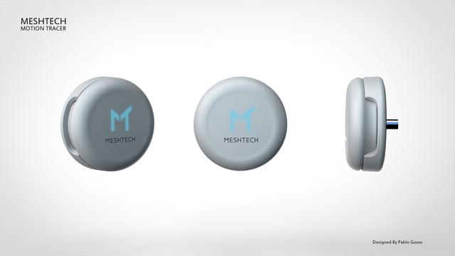 Meshtech Motion sensor product concept 1