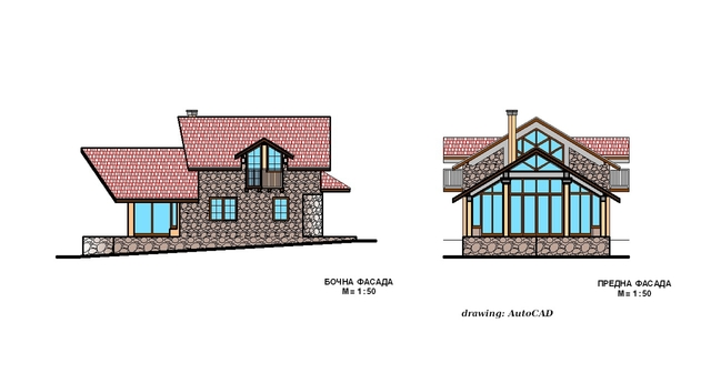 2D drawings - using AutoCAD & Archicad