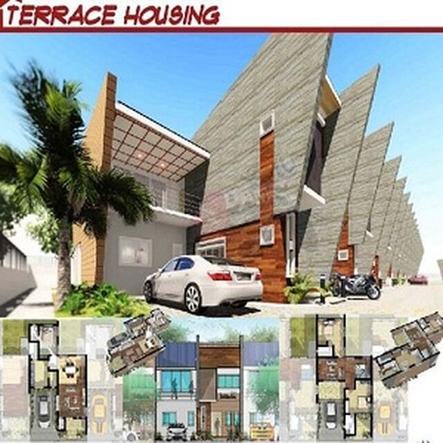 terrace building