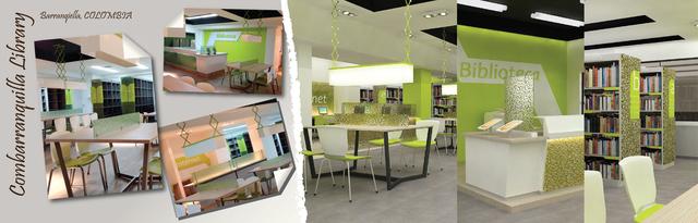 Combarranquilla Library