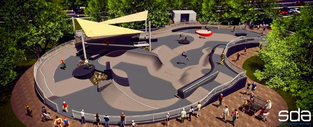 La Crescenta Skatepark - 2015