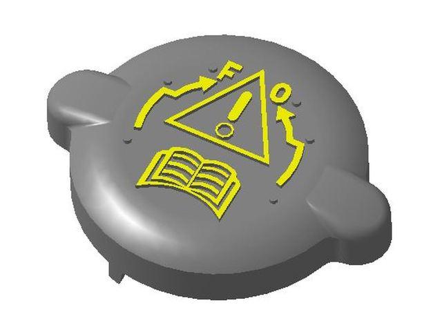 radiator's-cap