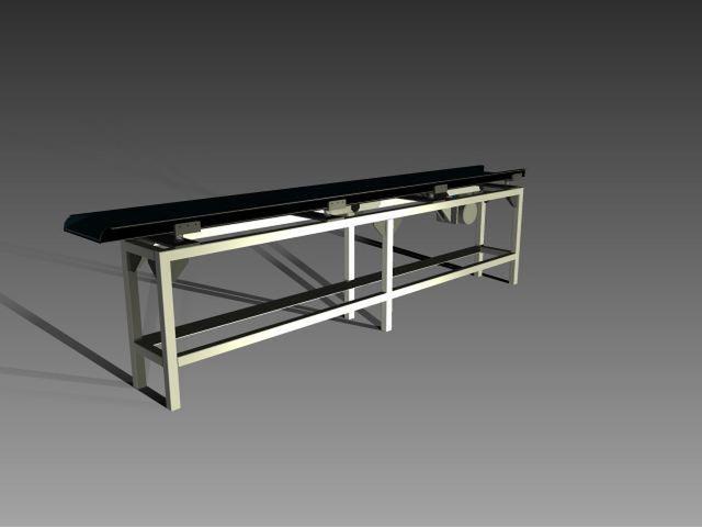 Alumunium Blank Coin Vibro Conveyor
