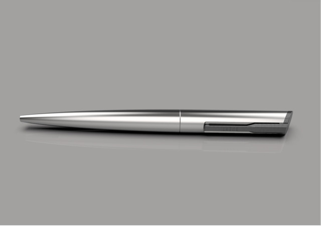 Minimalist Twist-Action Ball point pen