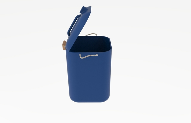 trash can from jerry can