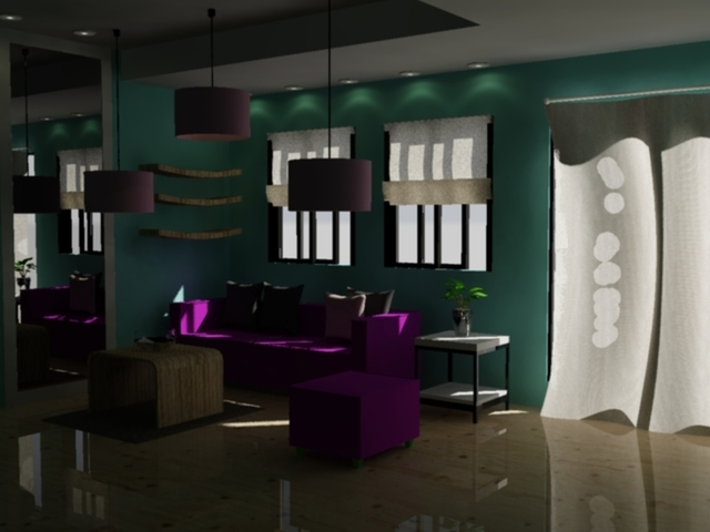 Interior Design and modeling